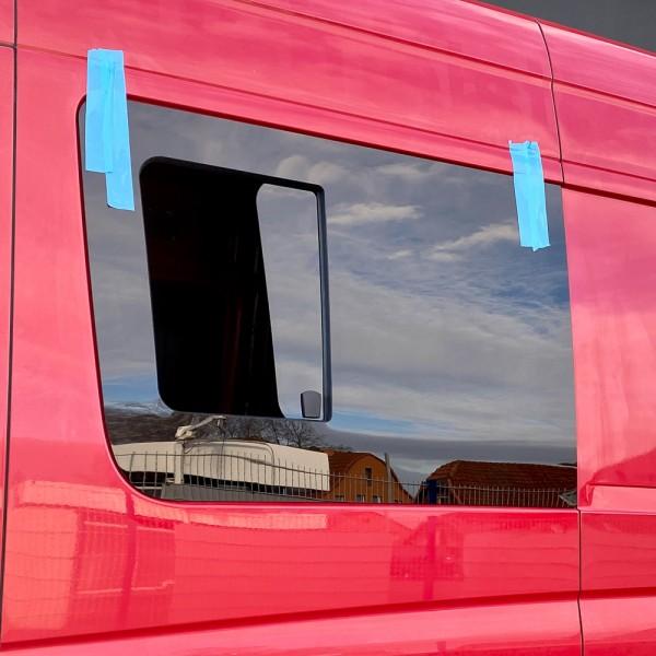 VL Seitenscheibe mit Schiebefenster getönt für Mercedes Sprinter W906 L1