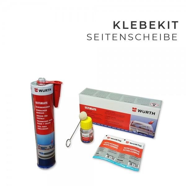 Klebekit, Scheibenkleber Set für Seitenscheibe