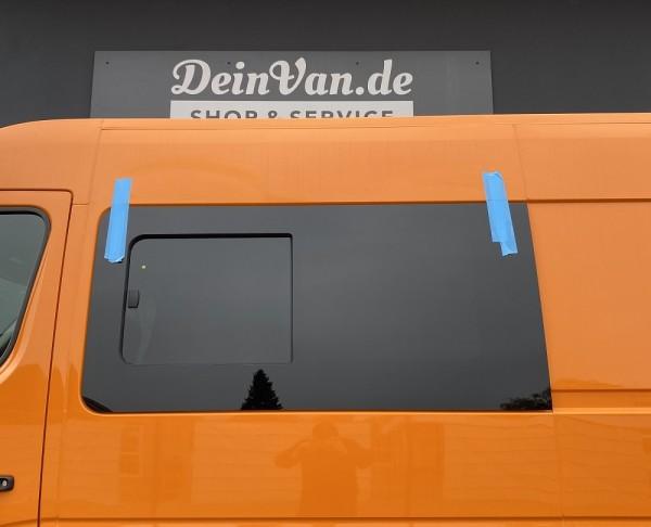 VL Seitenscheibe mit Schiebefenster getönt für Renault Master ab 2009