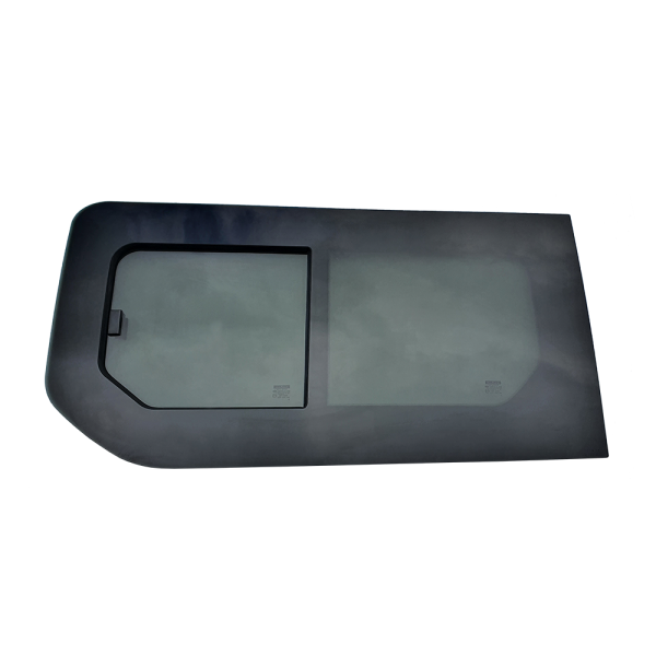 VL Seitenscheibe mit Schiebefenster getönt für Fiat Talento