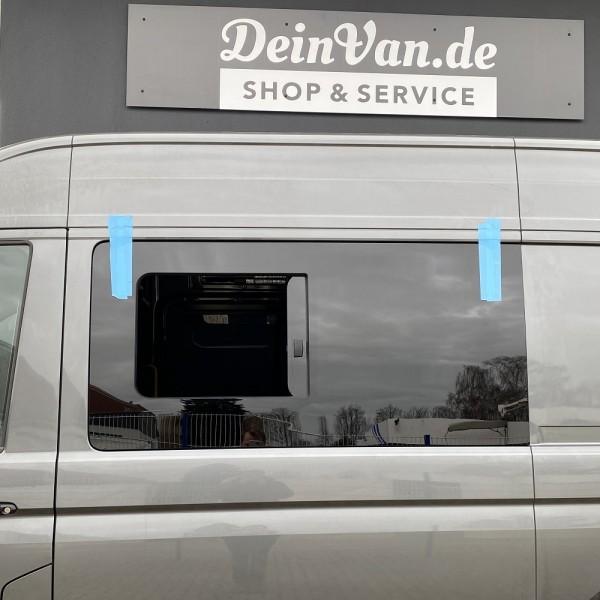 VL Seitenscheibe mit Schiebefenster getönt für Volkswagen Crafter ab 2017