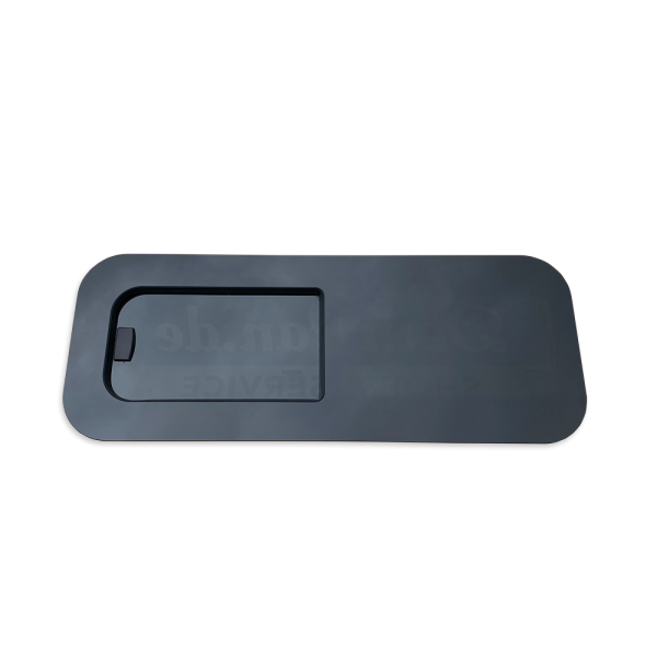 Universal Seitenscheibe mit Schiebefenster M - Links