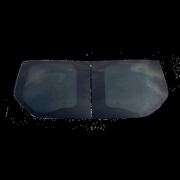 Heckscheiben Set getönt für Ford Transit Custom