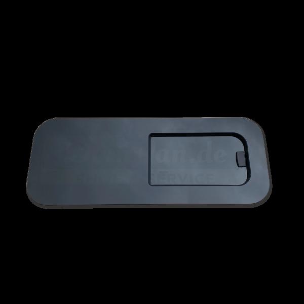 Universal Seitenscheibe mit Schiebefenster M - Rechts