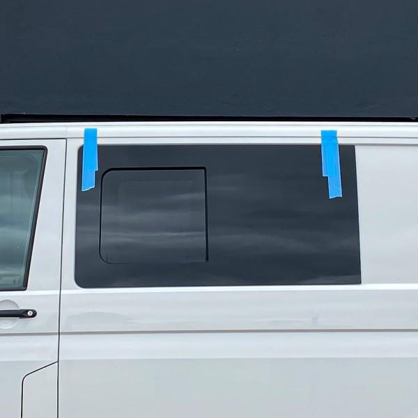 VL Seitenscheibe mit Schiebefenster getönt für Volkswagen T5, T6, T6.1