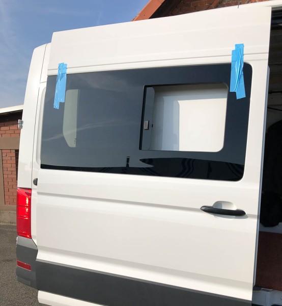 VR Seitenscheibe mit Schiebefenster getönt für Volkswagen Crafter ab 2017