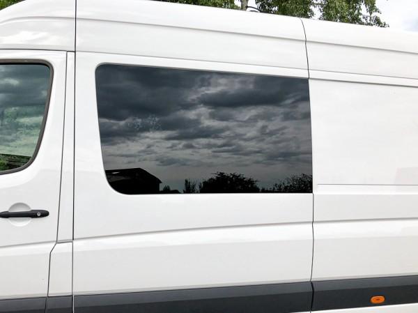 VL Seitenscheibe getönt für Mercedes Sprinter W906 L2-L4