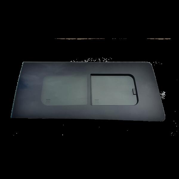 VR Seitenscheibe mit Schiebefenster getönt für Ford Transit Custom